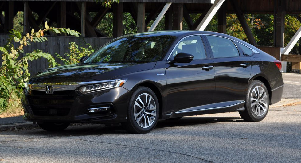 2018 accord hybrid owners manual