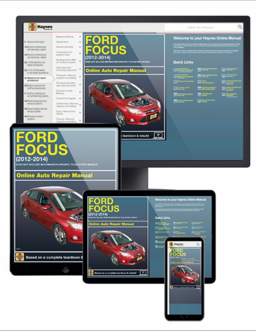 ford service manuals online free