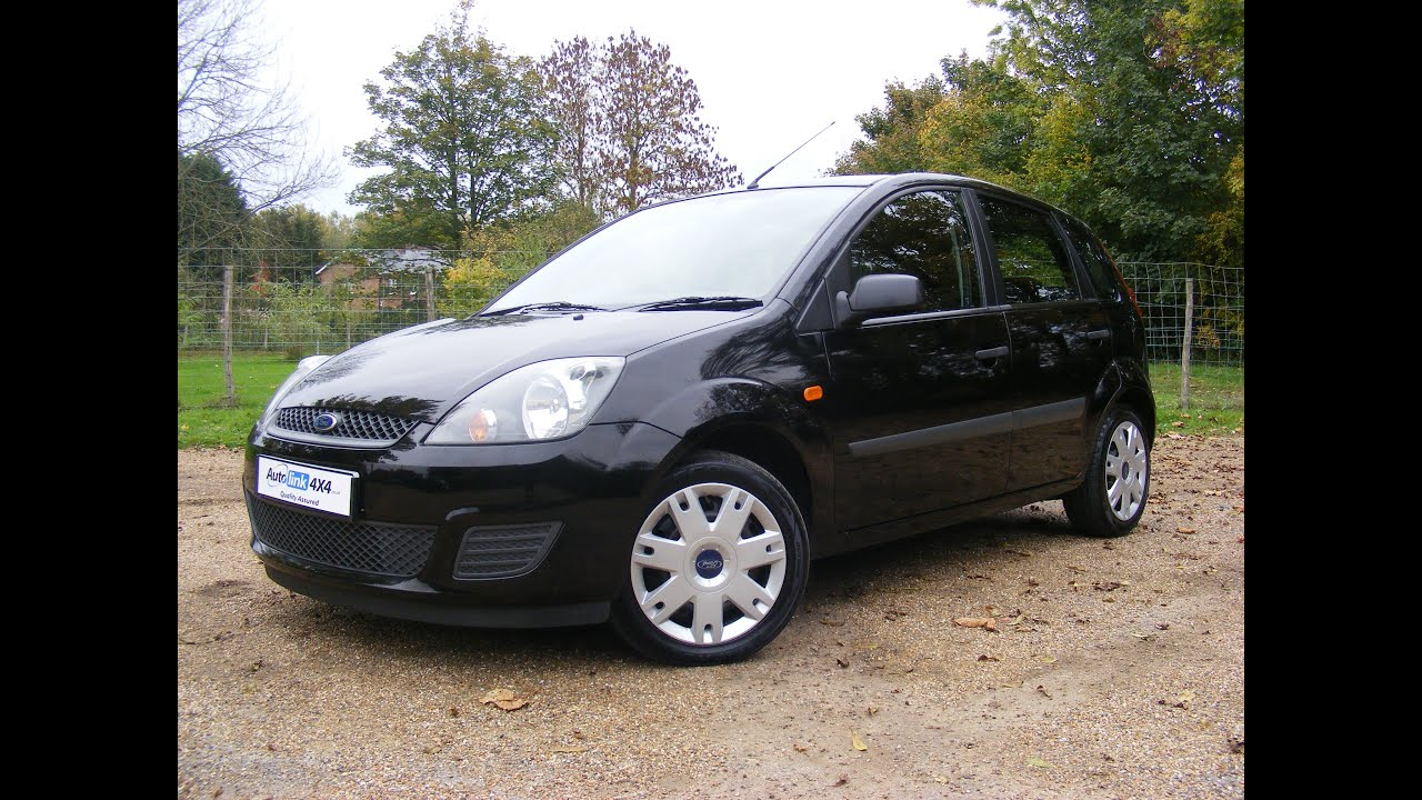 ford fiesta 2007 owners manual