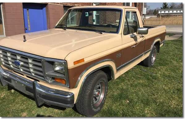 1986 ford f150 owners manual free