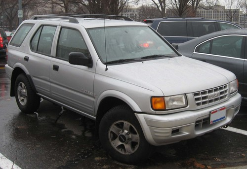 1999 isuzu rodeo service manual