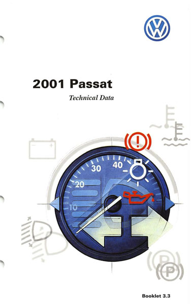 2001 vw passat owners manual download