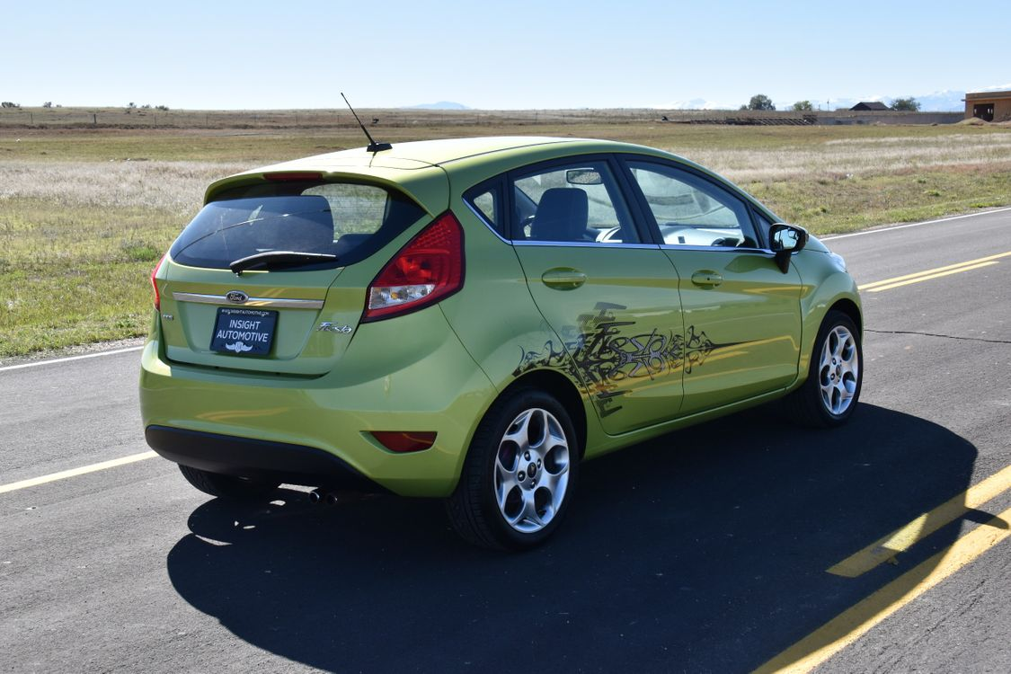 2011 ford fiesta ses owners manual