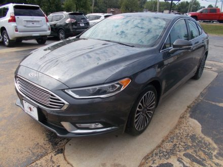 2018 ford fusion titanium owners manual