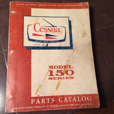 1959 cessna 150 owners manual