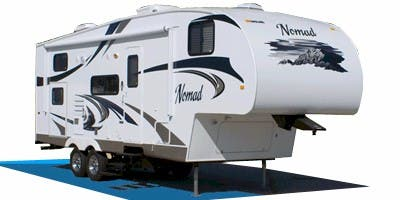 1997 nomad travel trailer owners manual
