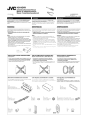 jvc kd hdr1 owners manual