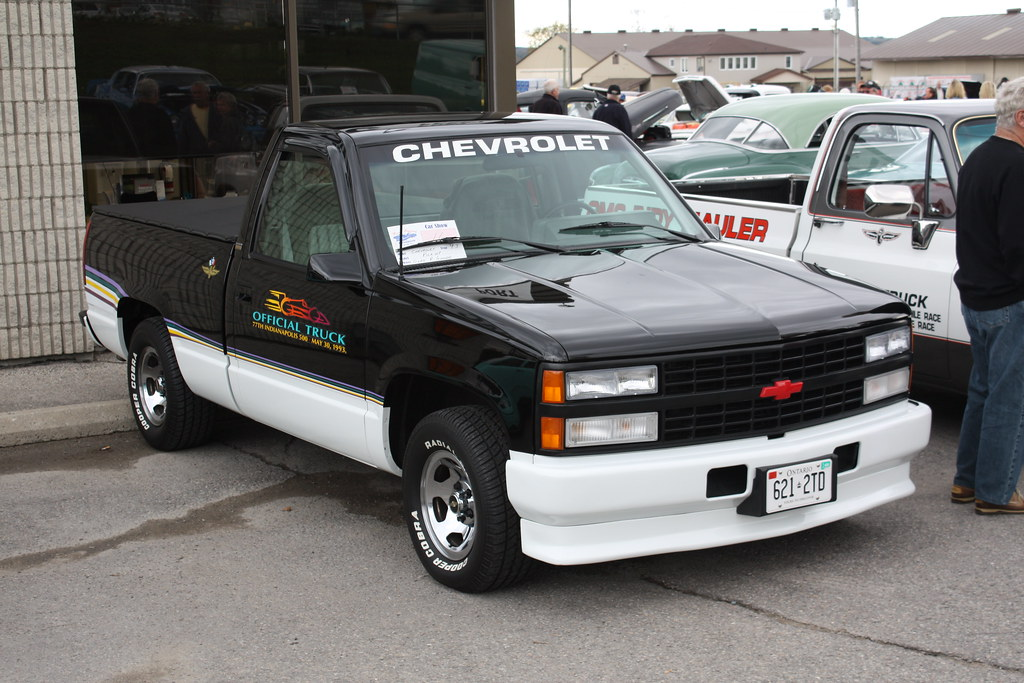 1993 chevy silverado service manual
