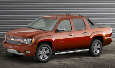 2006 chevy avalanche owners manual