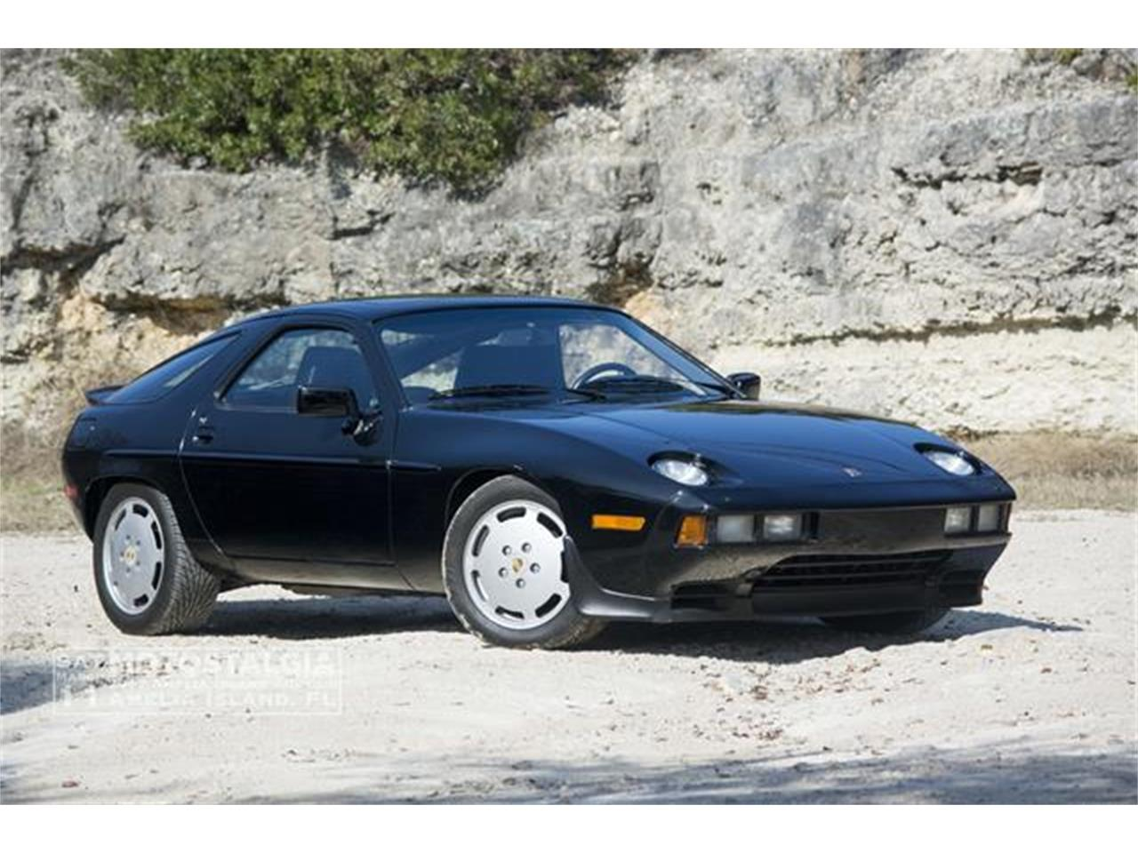 1984 porsche 928 owners manual