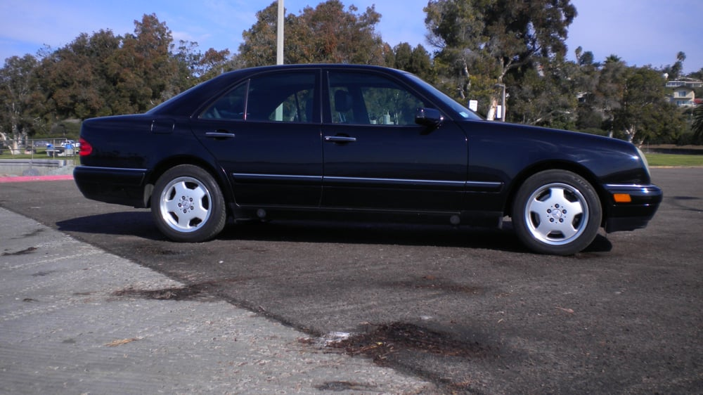 1997 mercedes benz e320 owners manual