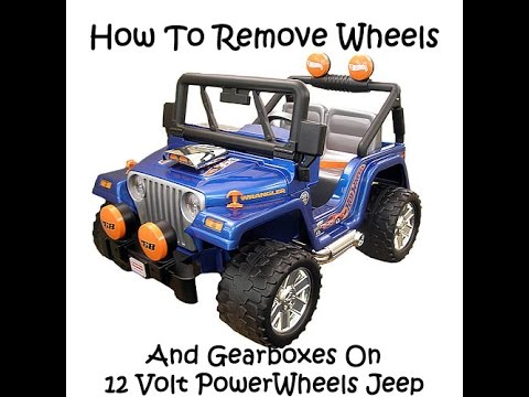 power wheels jeep wrangler owners manual