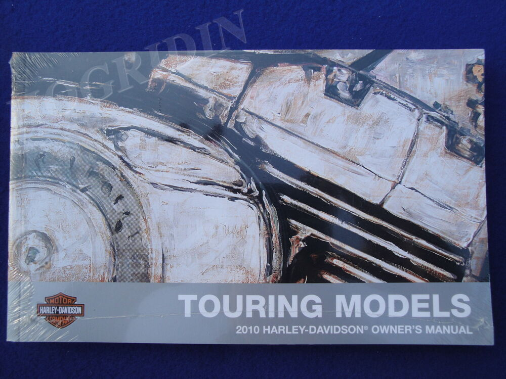 2010 harley ultra classic owners manual