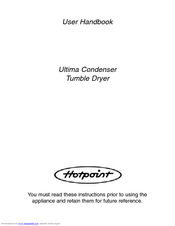 hotpoint tumble dryer service manual