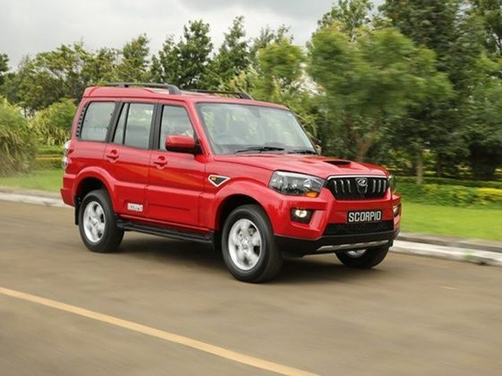 mahindra scorpio user manual pdf download
