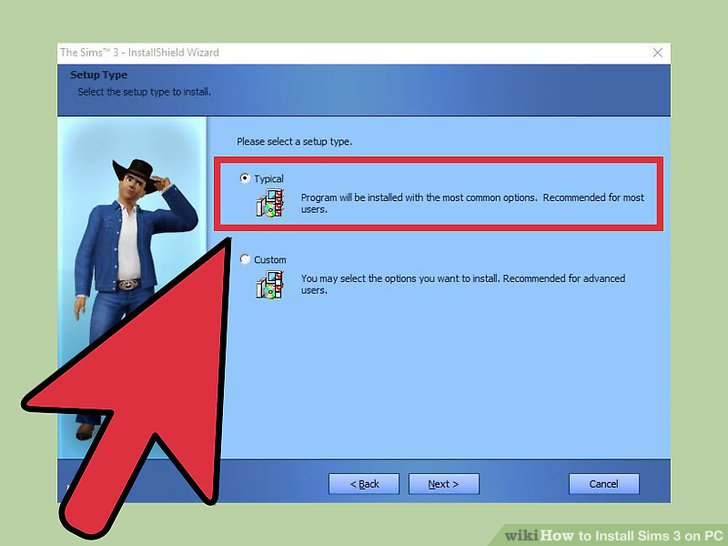 manually install sims 2 without installer